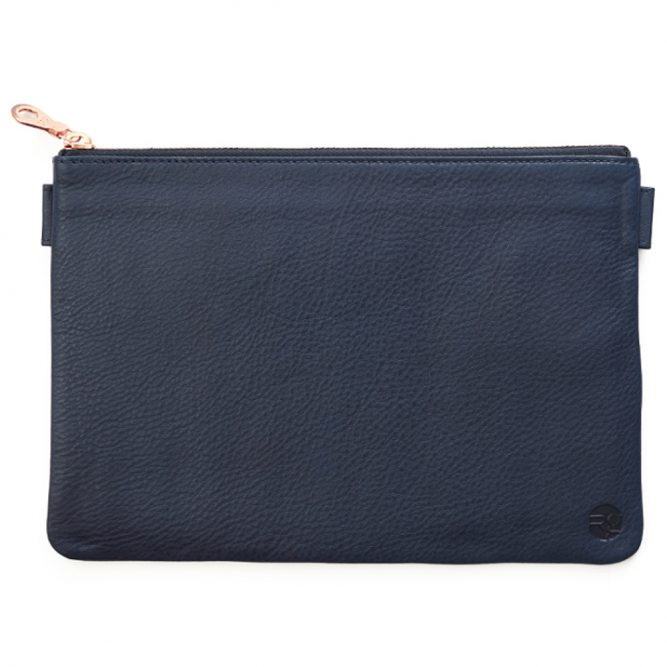 Navy Travel Pouch