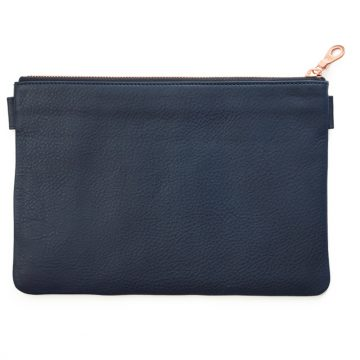 Navy Travel Pouch 2