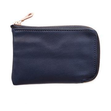 Navy Day Zip Wallet 2