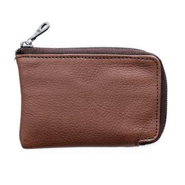 Tan Day Zip Wallet 1
