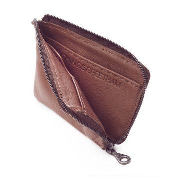 Tan Day Zip Wallet 3