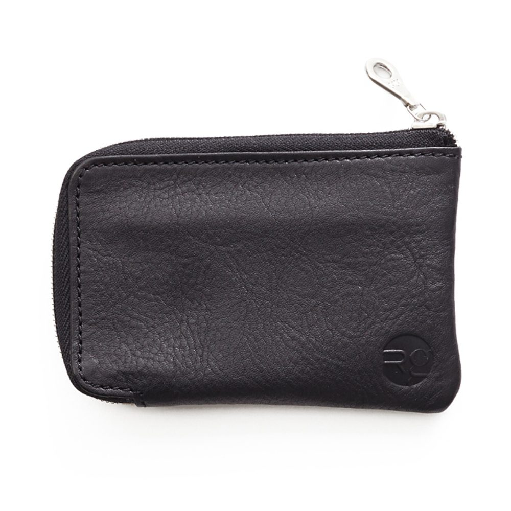 Black Day Zip Wallet