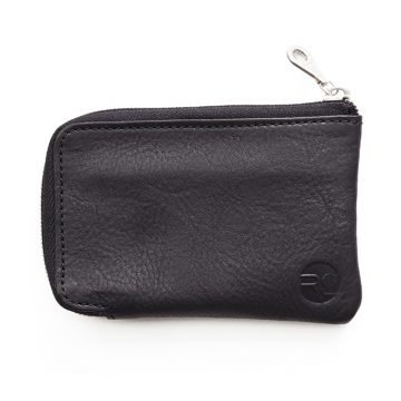 Black Day Zip Wallet
