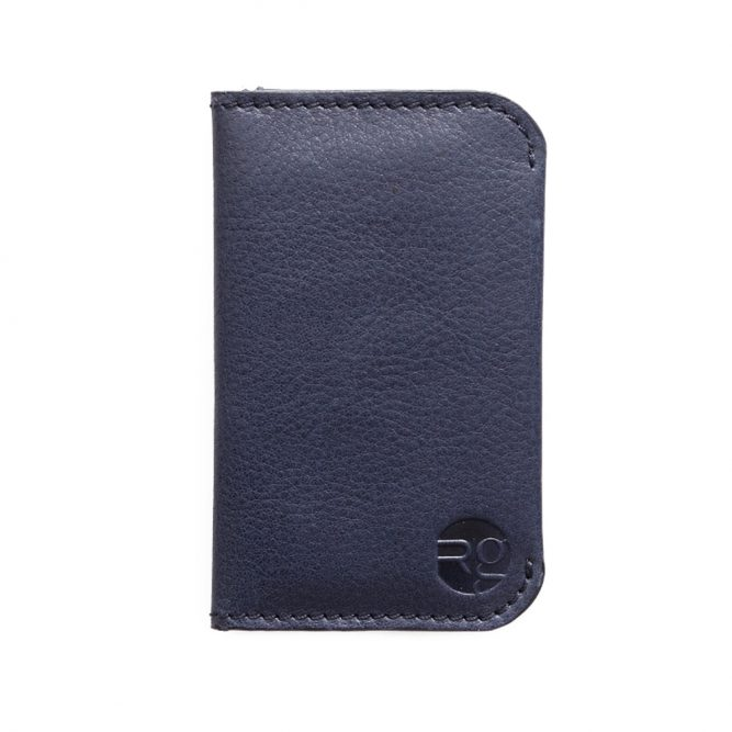Navy Night Out Card Holder
