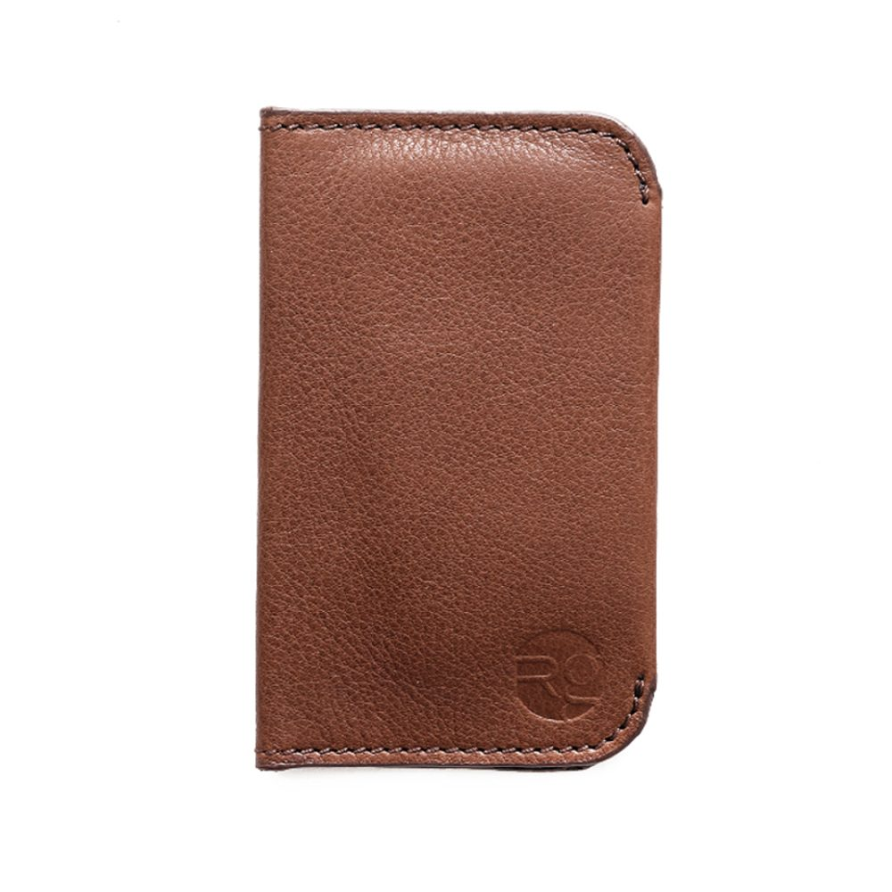 Tan Night Out Card Holder