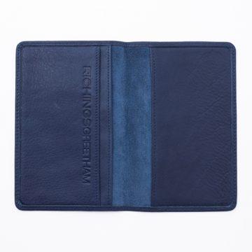 Navy Notebook & Passport Holder 2