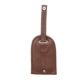 Tan Key Pouch 4