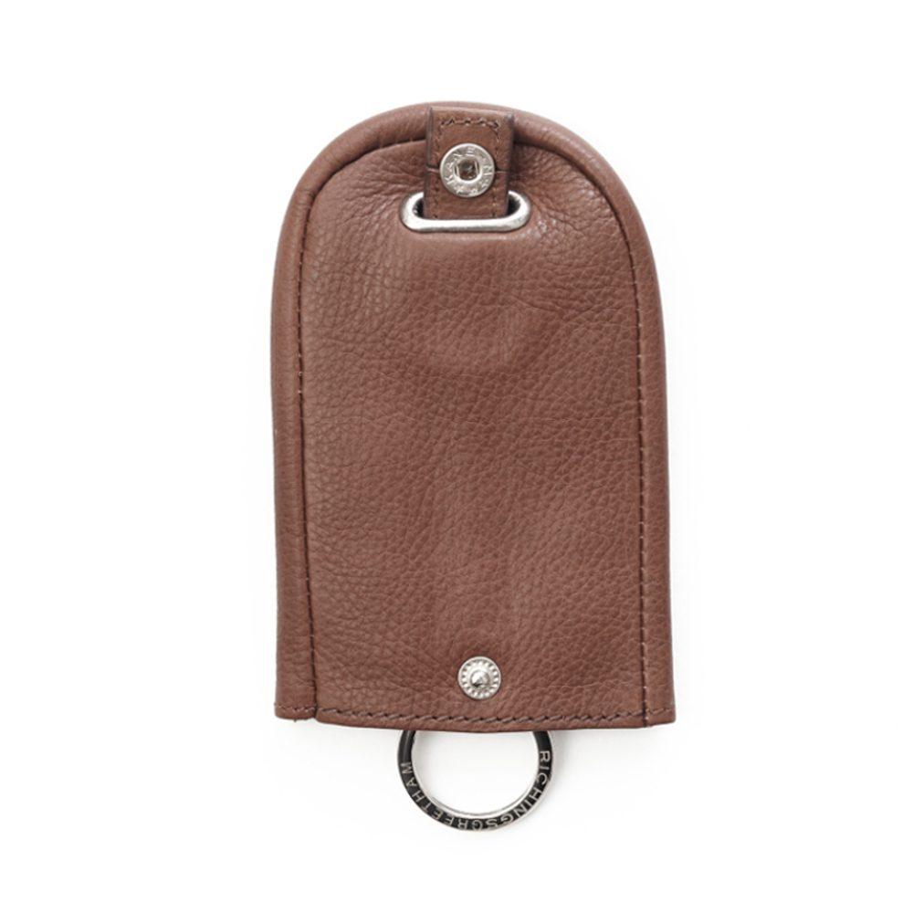 Tan Key Pouch A