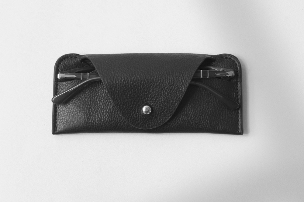 RichingsGreetham Soft Leather Glasses Case