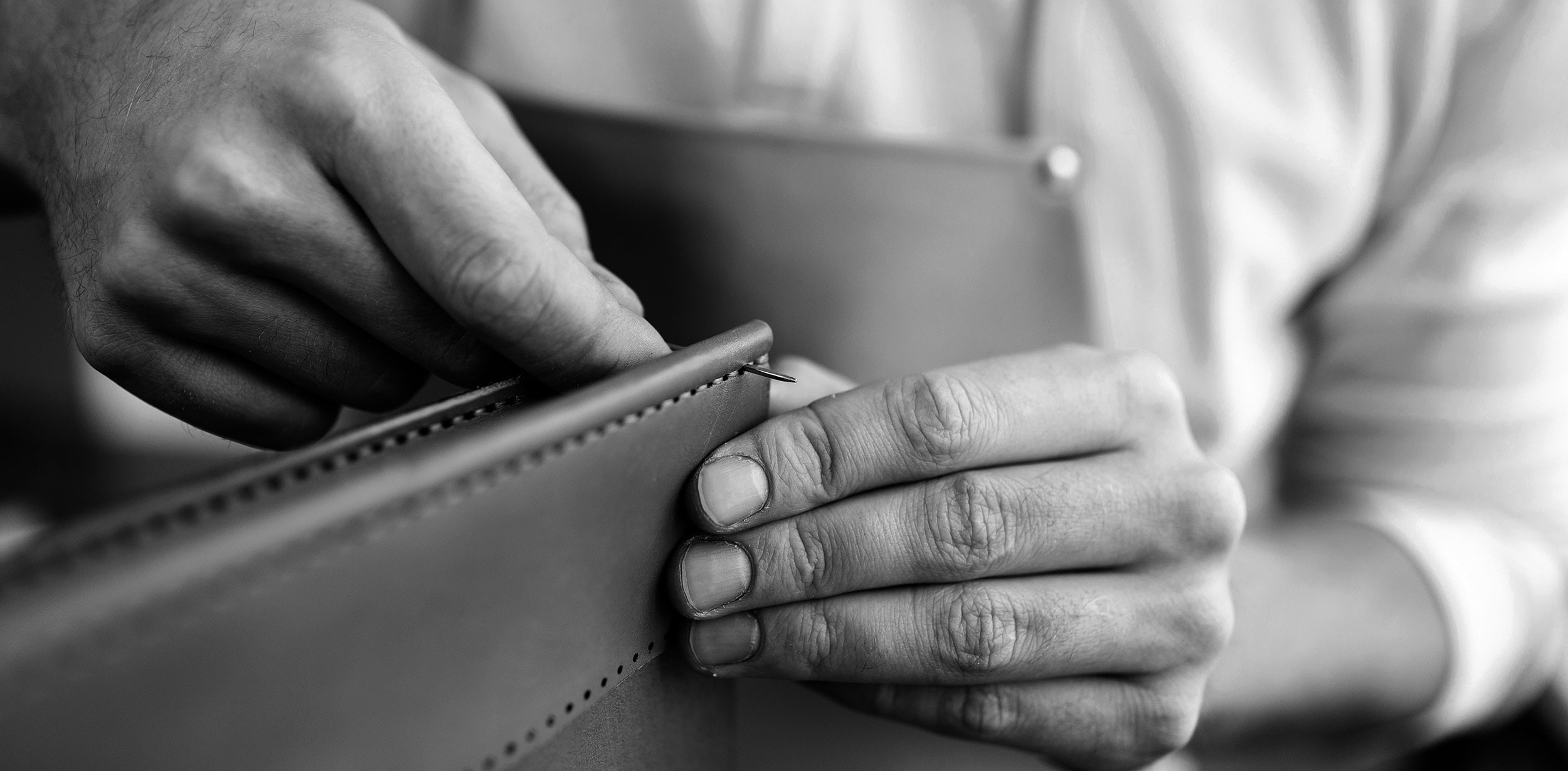 RichingsGreetham Leather Accessories are carefully manufactured with premium materials