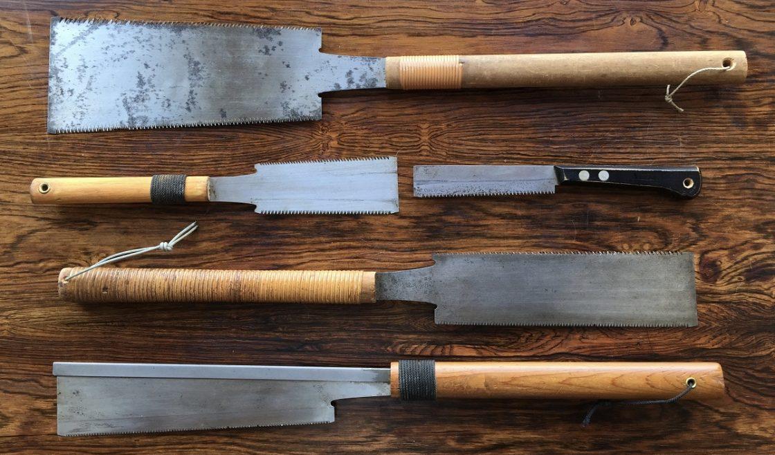 Japanese Saws from RichingsGreetham Design Journal