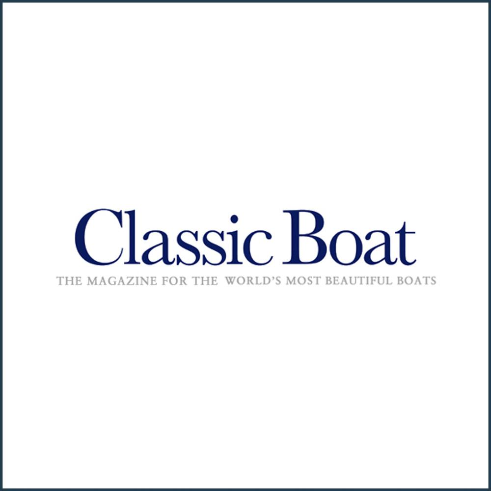 Classic Boat Mag Logo