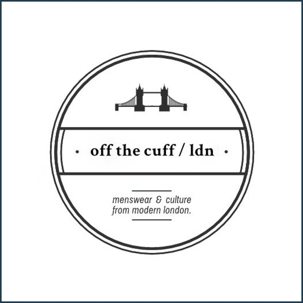 Off The Cuff LDN Logo As Seen In