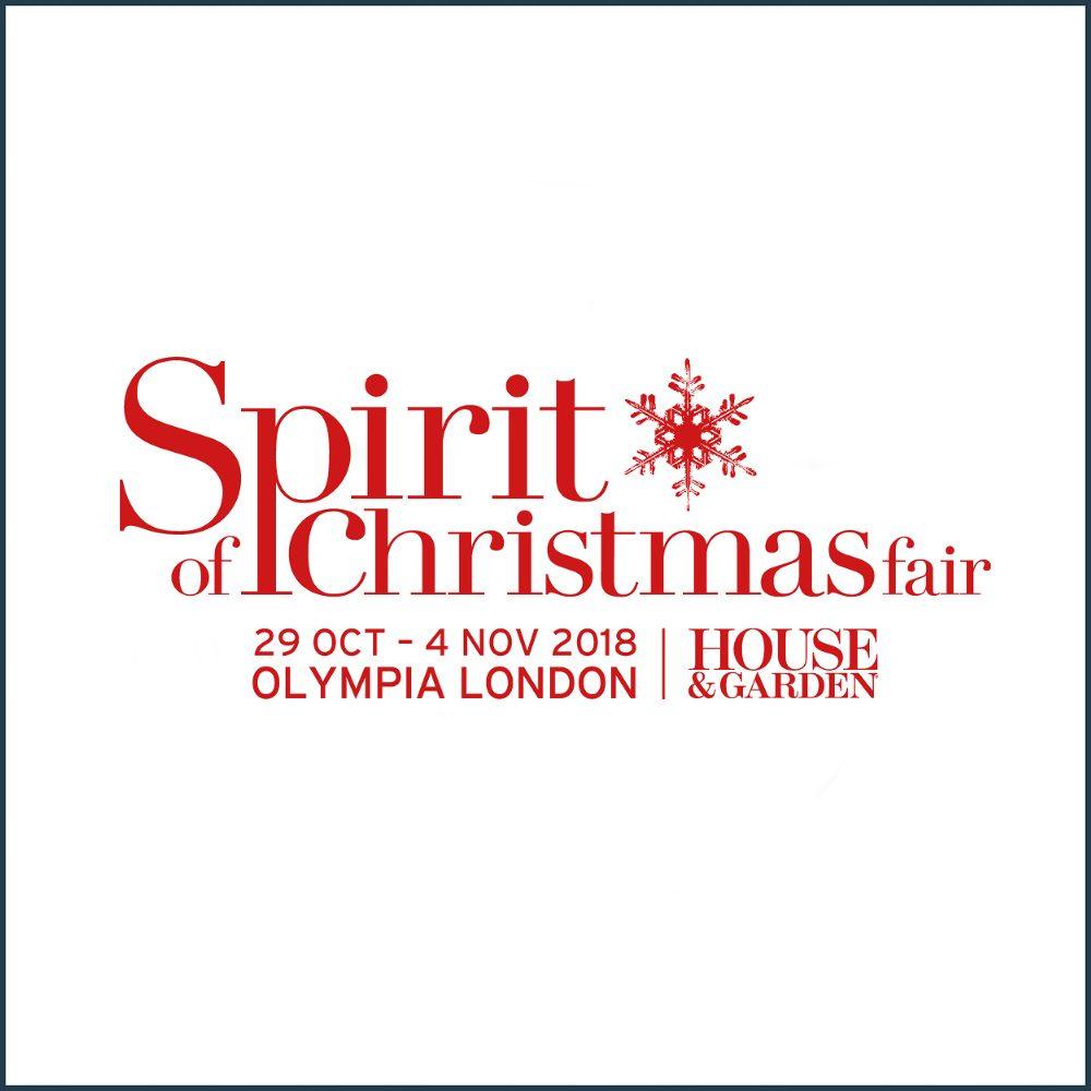 Spirit of Christmas Logo As Seen In