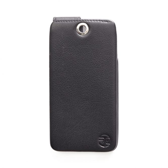 Black iPhone Leather Cases
