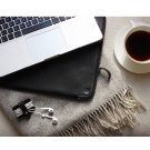 Black Folio Laptop Sleeve And Cable Tidy Lifestyle