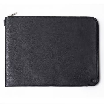 Black-Folio-Laptop-Sleeve-Front