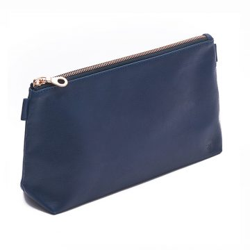 Navy-Washbag Front