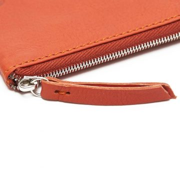 Orange Day Zip Wallet Zip
