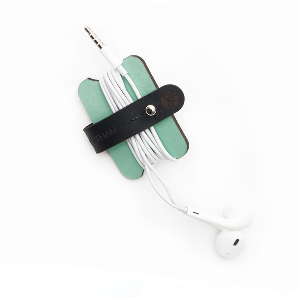 Peppermint Headphone Cable Tidy