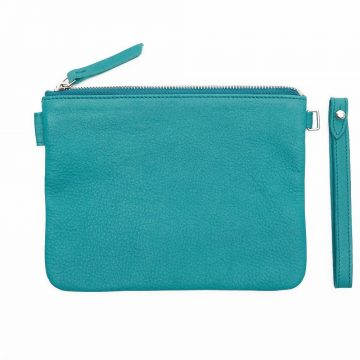 Teal-Pouch-With-Strap-Back