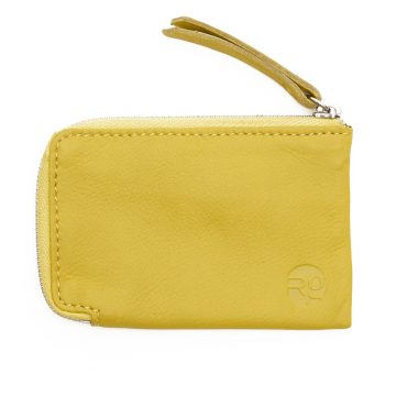Yellow Day Zip Wallets