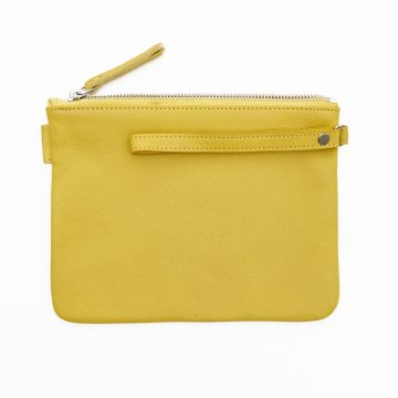 Yellow-Pouch-With-Strap-Back