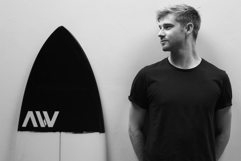 Josh Moffat Designer, Airwave Surfboards