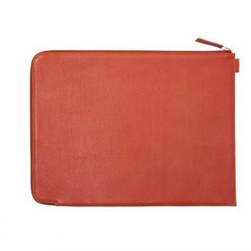 Orange-Folio-Laptop-Sleeve-Back