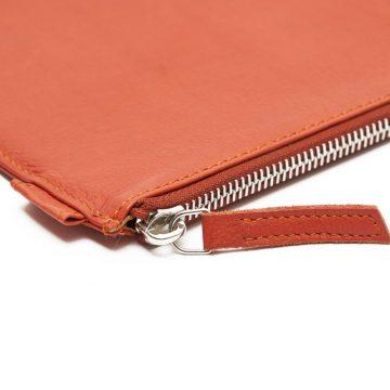 Orange-Folio-Laptop-Sleeve-Zip