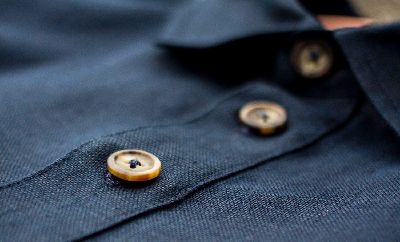 Flax London Detail Shirt Title
